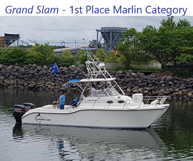 grand slam 1st marlin